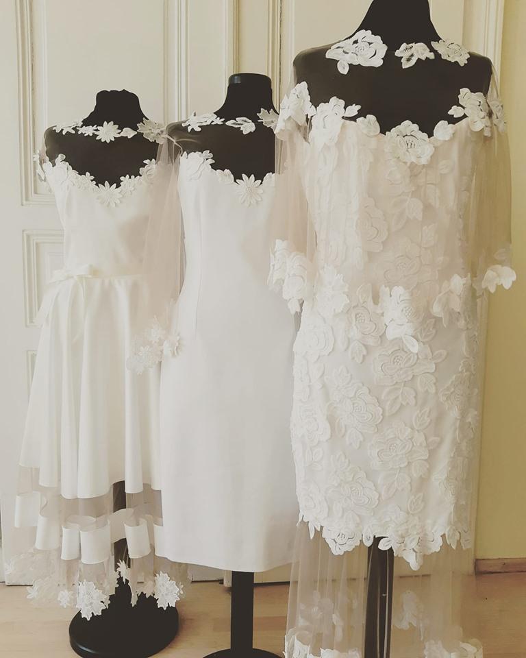 Godišnje doba i odabir kratke vjenčanice