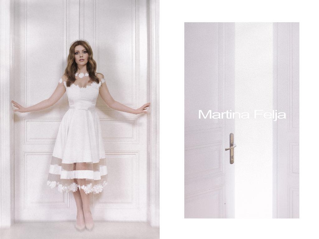 Kratke vjenčanice Martine Felje